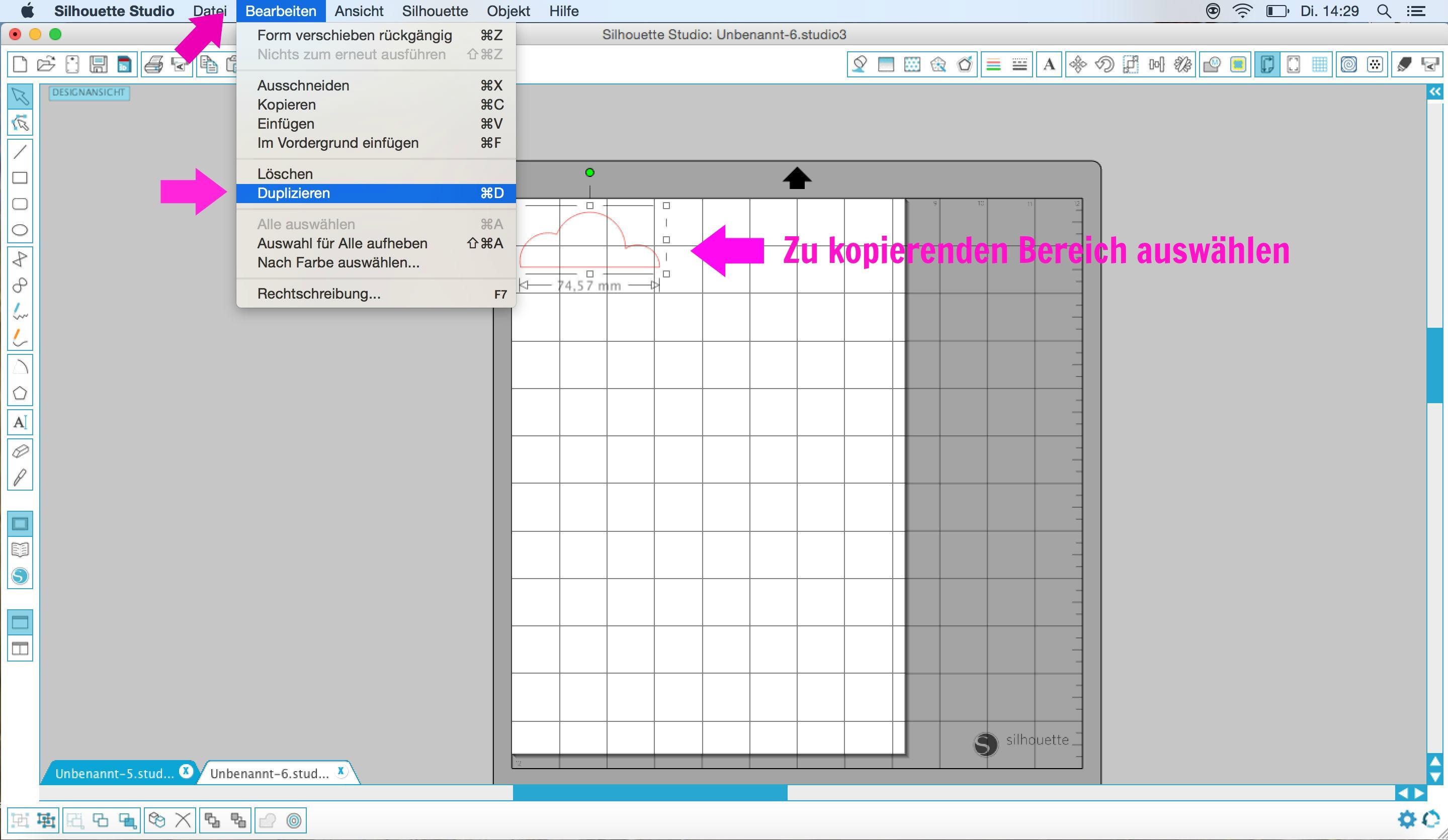 Blogreihe: Alles übers Plotten #3 – Dein 1. Design erstellen | Blog ...