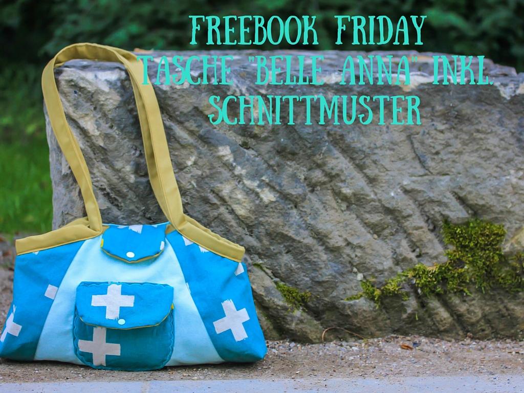 Freebook Friday: Tasche Belle Anna | Blog • alles-fuer-selbermacher