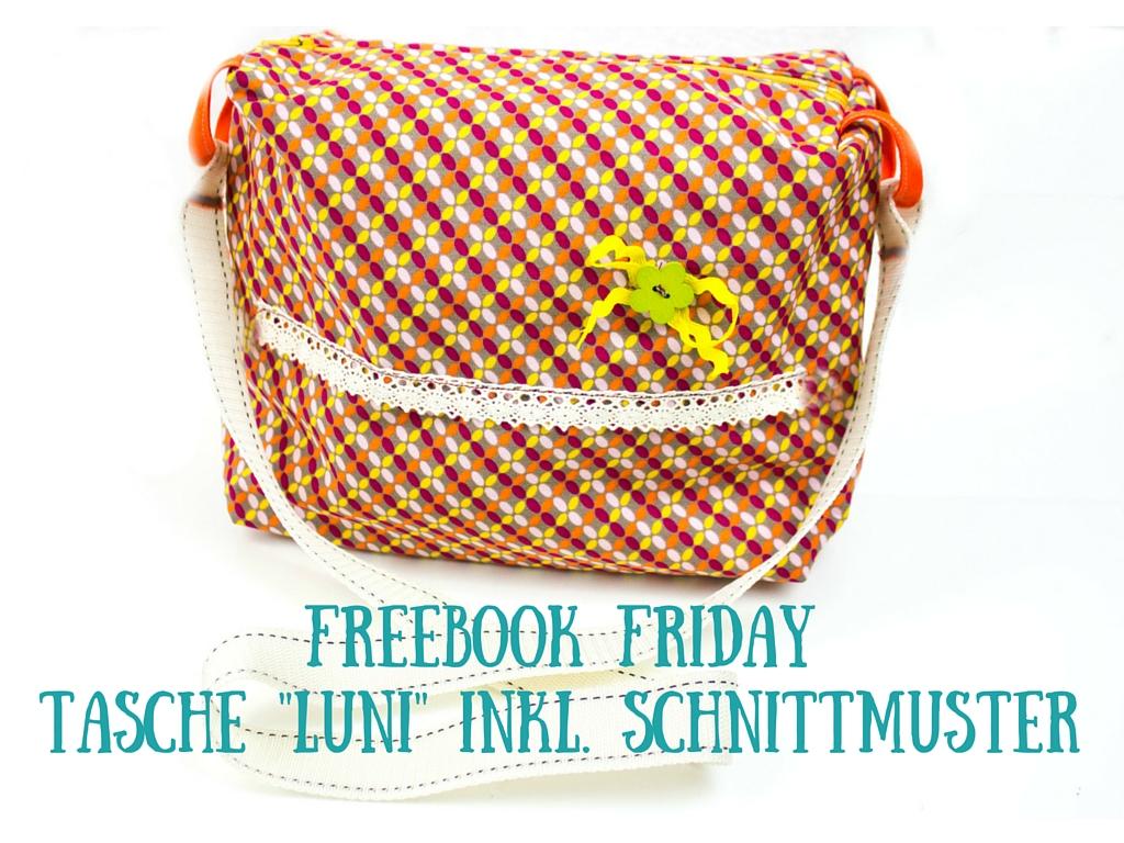Freebook Friday : Federmäppchen & Tragetasche inkl. Schnittmuster ...