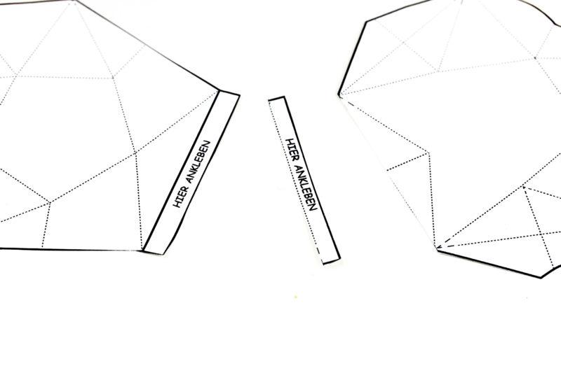 Tutorial Weihnachtssterne Basteln Im Origamistil Inkl