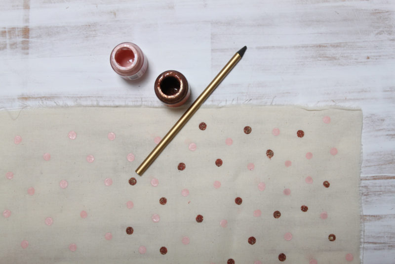 Bevorzugt Adventskalender Türchen Nr° 8: NIKIKO Stoffe mit Textilfarben DI51