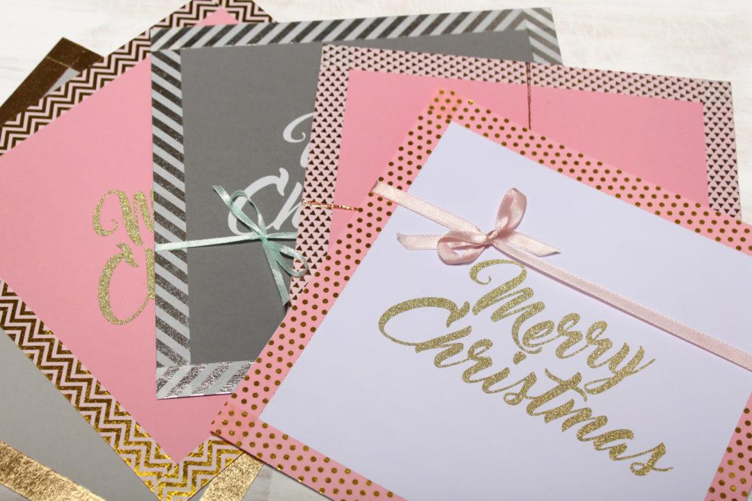 Adventskalender Türchen Nr 13 Karten Basteln Mit Washi Tape