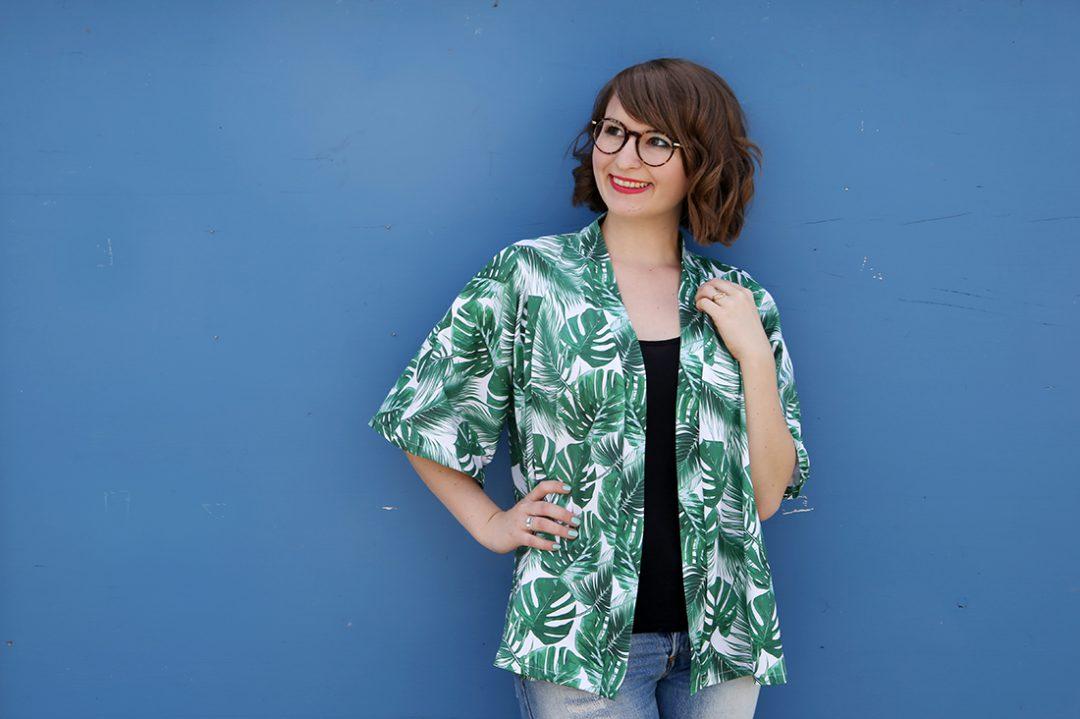 DIY: Kimono selber nähen | Blog • alles-fuer-selbermacher