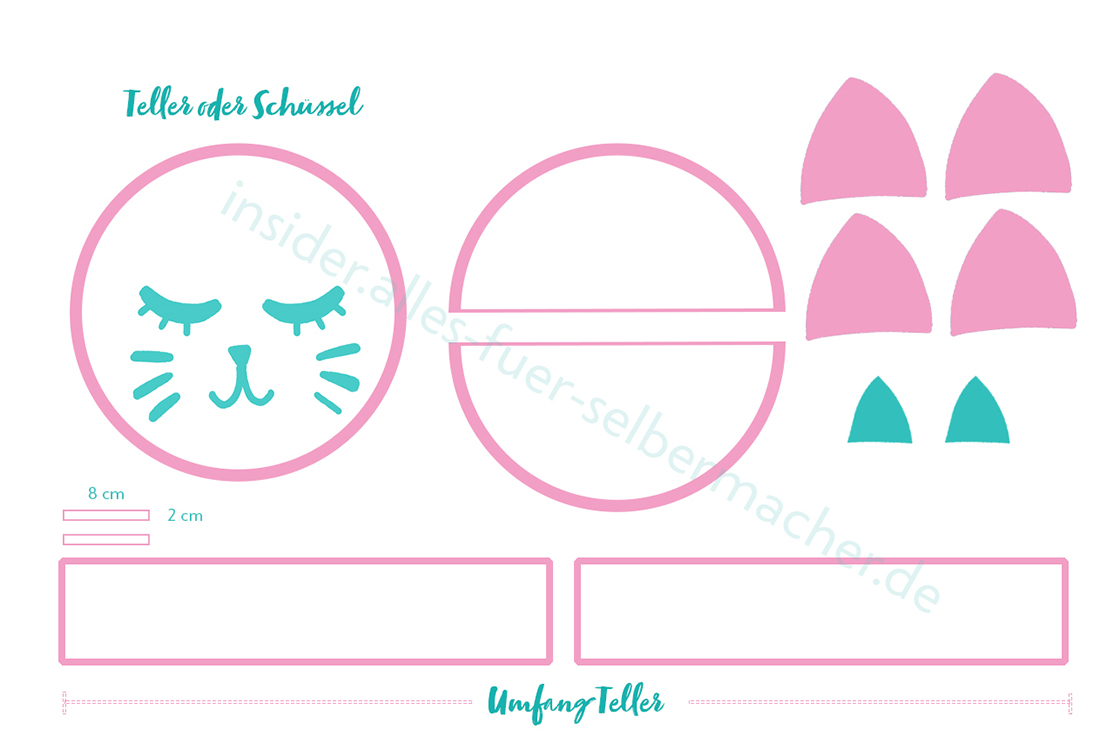 Gemütlich Katze Gesicht Vorlage Galerie - Entry Level Resume ...