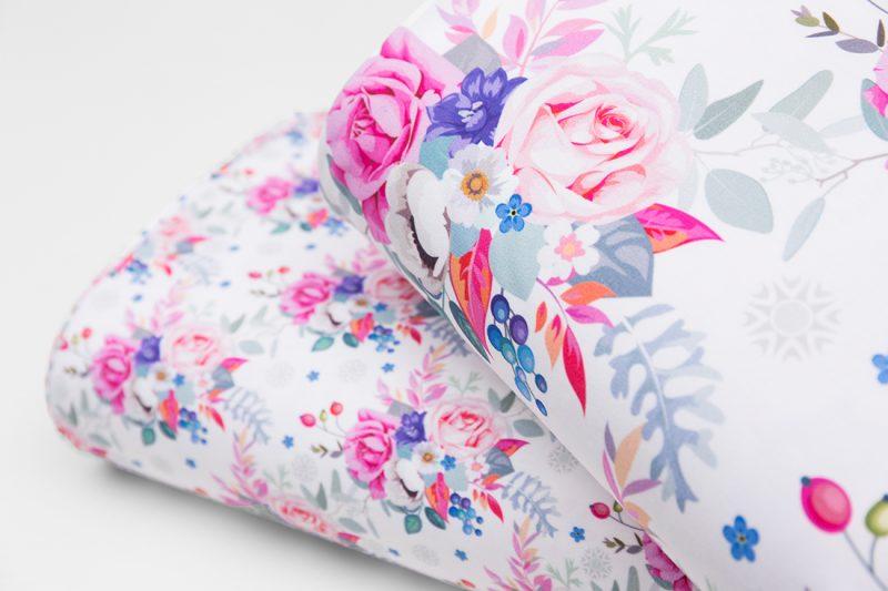 Neue abby&me Produktion: Flowers Of Love für süße Partnerlook-Outfits